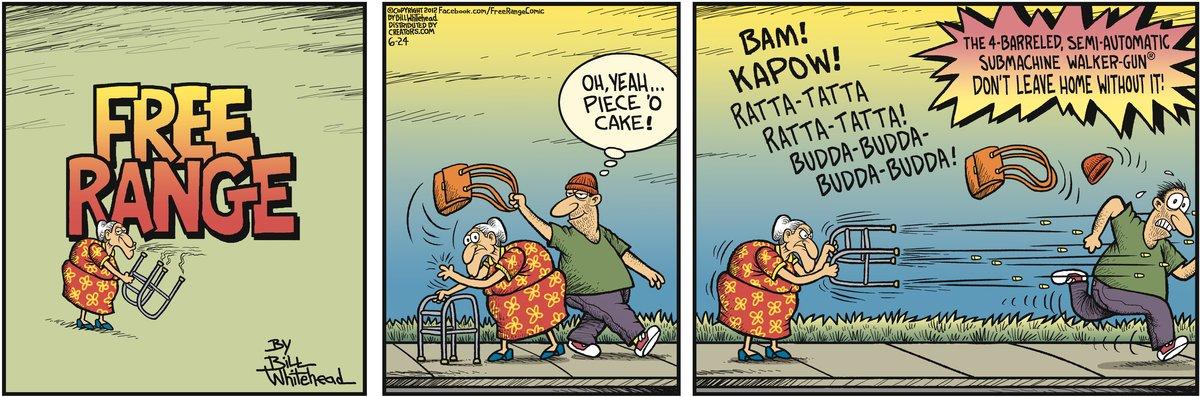 Free Range for Jun 24, 2012 Comic Strip