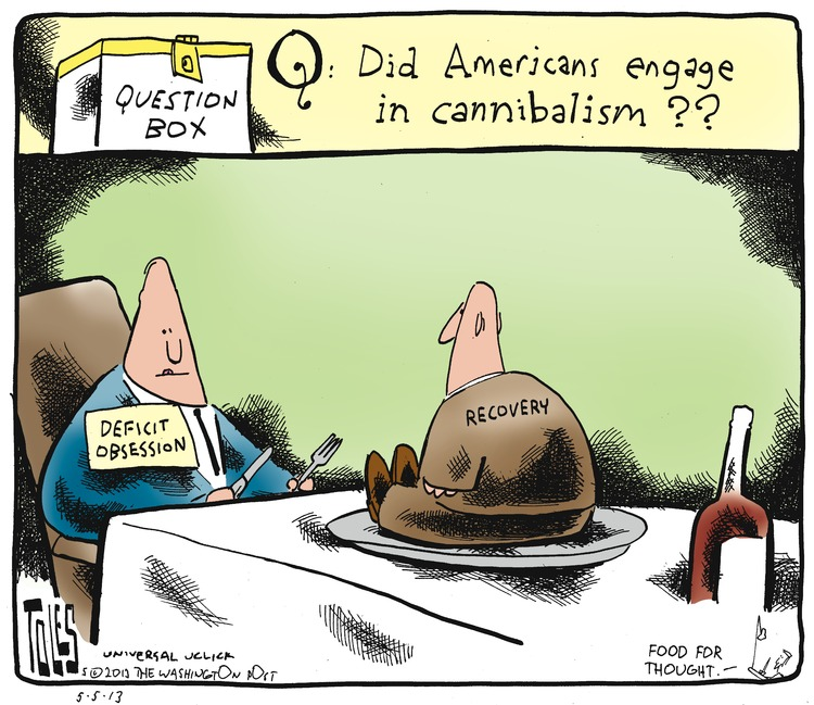 Q: Did Americans engage in cannibalism??
