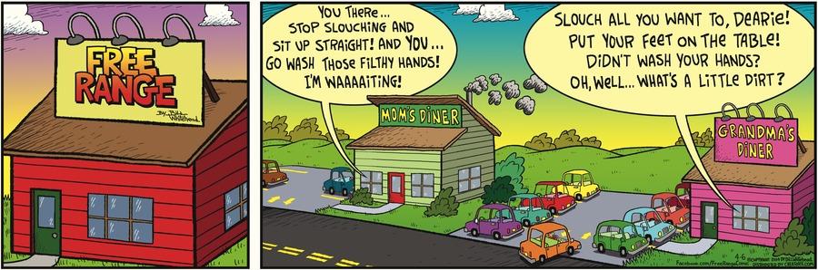 Free Range for Apr 6, 2014 Comic Strip