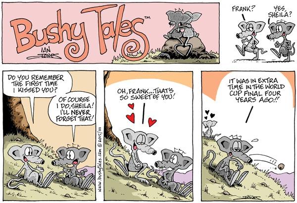 Bushy Tales