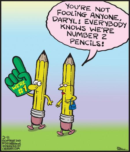 Free Range Comic Strip for March 11, 2021