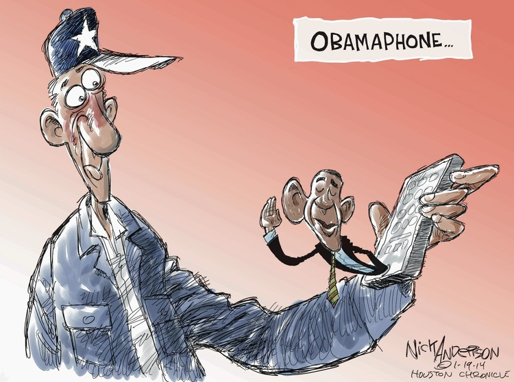 Nick Anderson Comic Strip for January 19, 2014