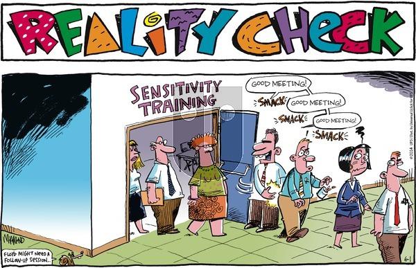 Reality Check on Sunday June 1, 2014 Comic Strip