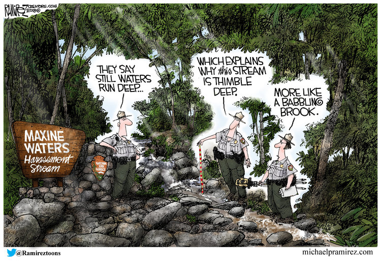 Michael Ramirez Comic Strip for June 27, 2018