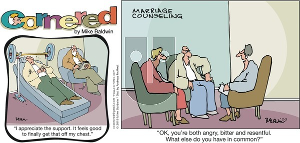 Cornered on Sunday February 3, 2019 Comic Strip