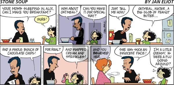 Stone Soup on Sunday November 22, 2015 Comic Strip
