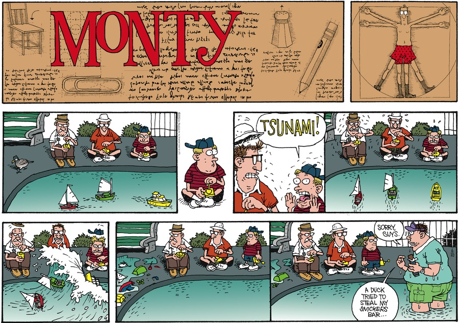 Monty for Jun 10, 2012 Comic Strip