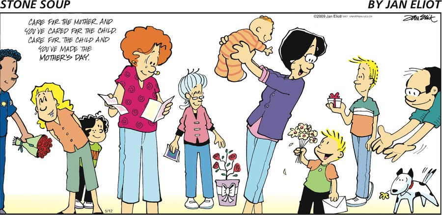 Stone Soup for May 12, 2013 Comic Strip