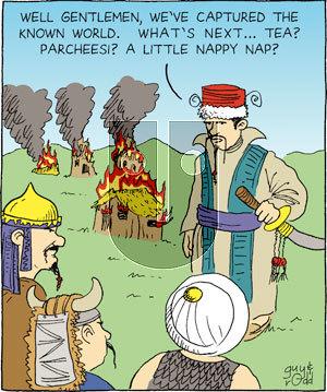 Brevity on Friday November 18, 2005 Comic Strip