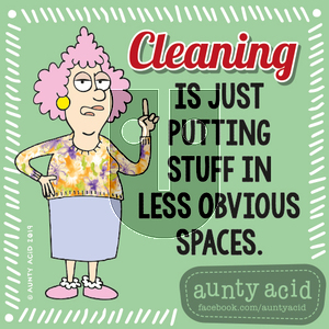 Aunty Acid on Saturday September 14, 2019 Comic Strip