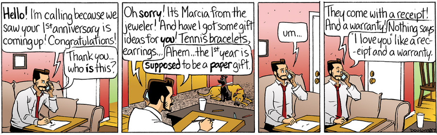 Beardo for Sep 29, 2013 Comic Strip