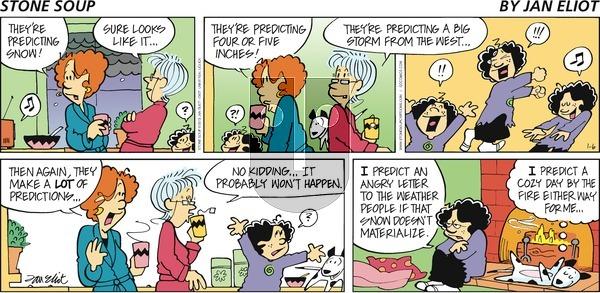 Stone Soup on Sunday January 6, 2013 Comic Strip