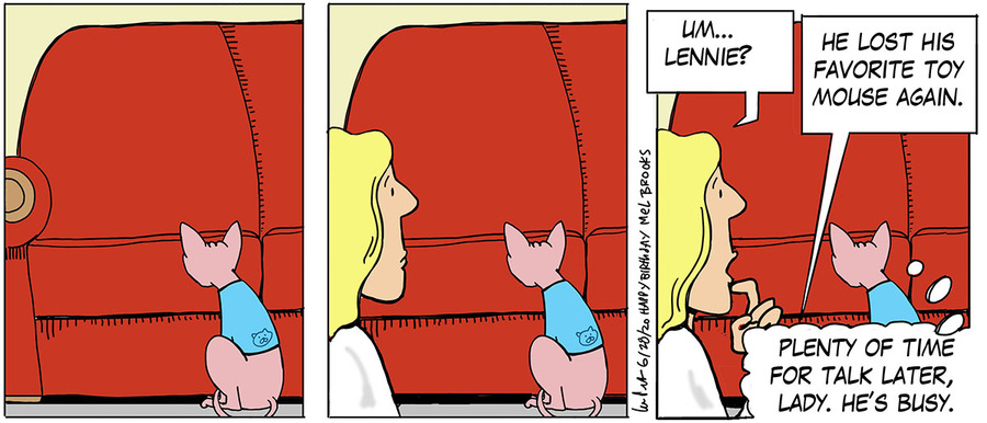 The Big Picture Comic Strip for June 28, 2020