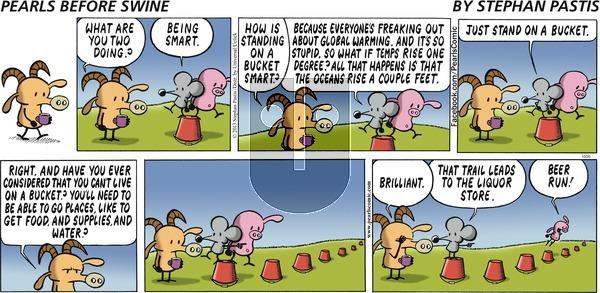 Pearls Before Swine on Sunday October 20, 2013 Comic Strip