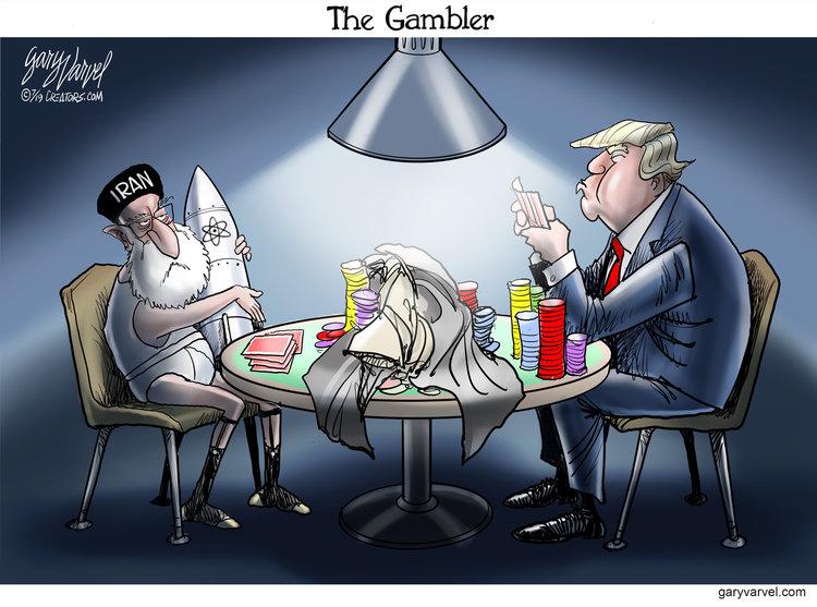 Gary Varvel Comic Strip for July 11, 2019