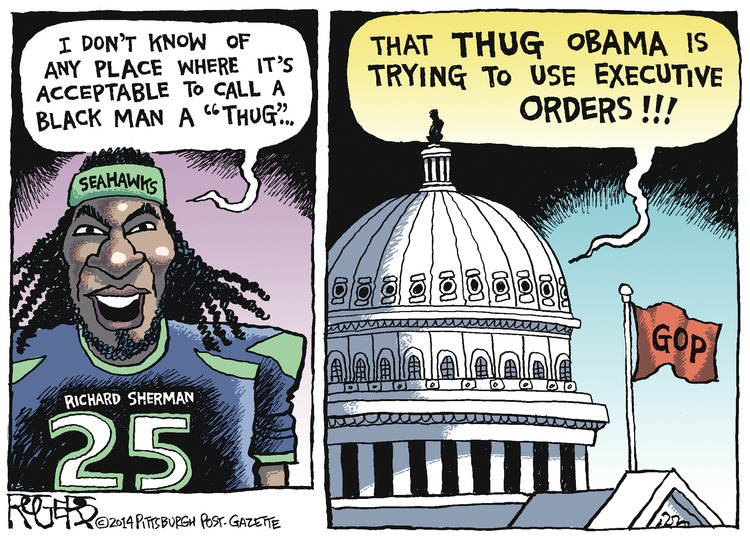 Rob Rogers Comic Strip for February 02, 2014
