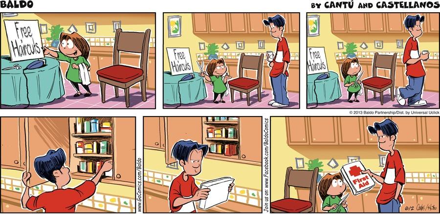 Baldo for Jun 2, 2013 Comic Strip