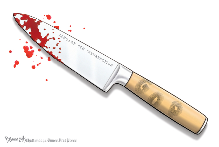 Clay Bennett Comic Strip for May 29, 2021