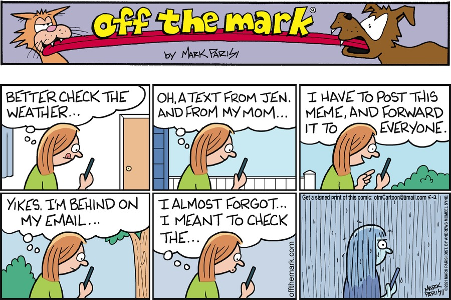 Off the Mark by Mark Parisi on Sun, 02 May 2021