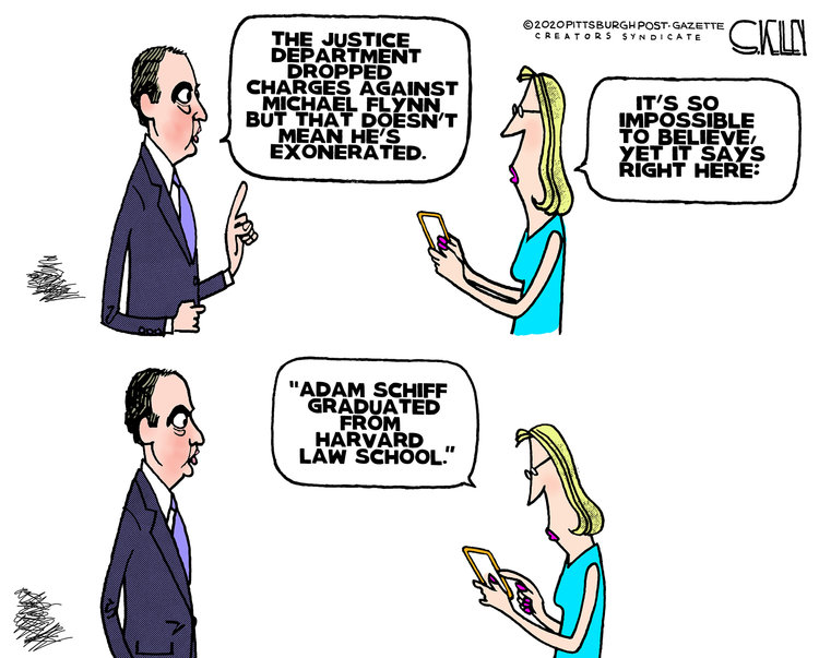 Steve Kelley by Steve Kelley on Sun, 10 May 2020