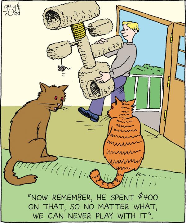 Brevity for Dec 6, 2005 Comic Strip