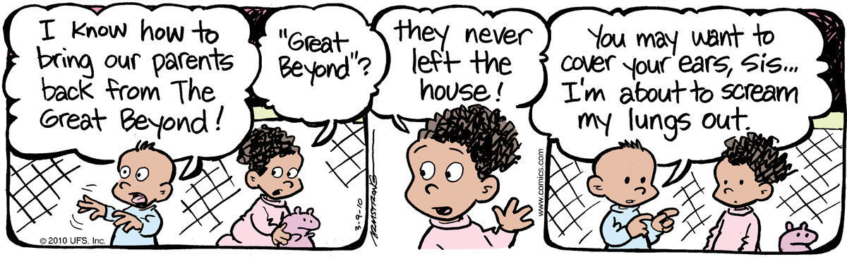 JumpStart for Mar 9, 2010 Comic Strip