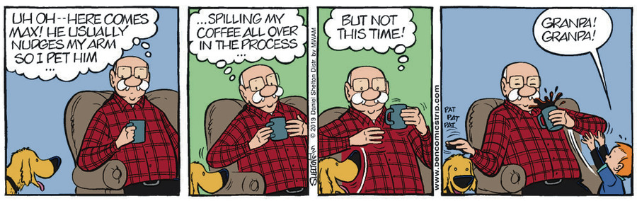 Ben Comic Strip for May 16, 2019