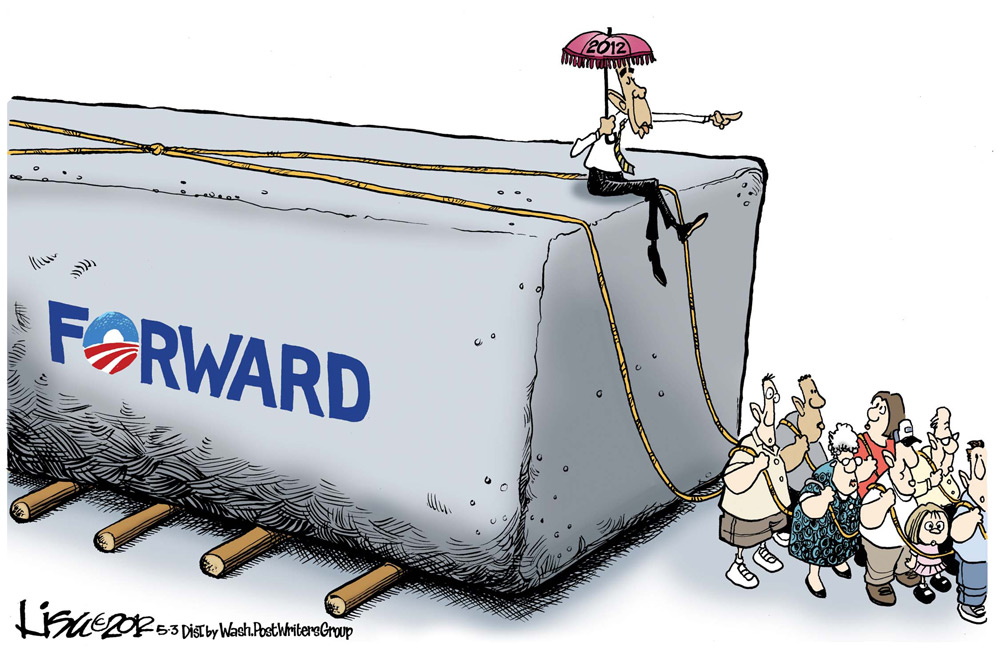 Lisa Benson Comic Strip for May 03, 2012