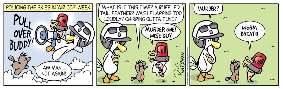 Ollie and Quentin Comic Strip for January 17, 2020