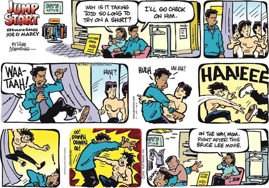 JumpStart Comic Strip for January 10, 2021