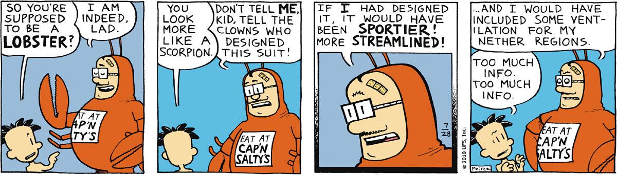 Big Nate for Jul 28, 2010 Comic Strip