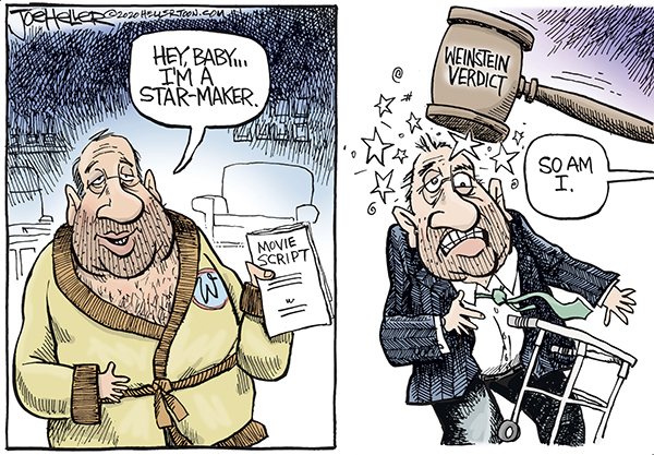 Joe Heller Comic Strip for February 25, 2020