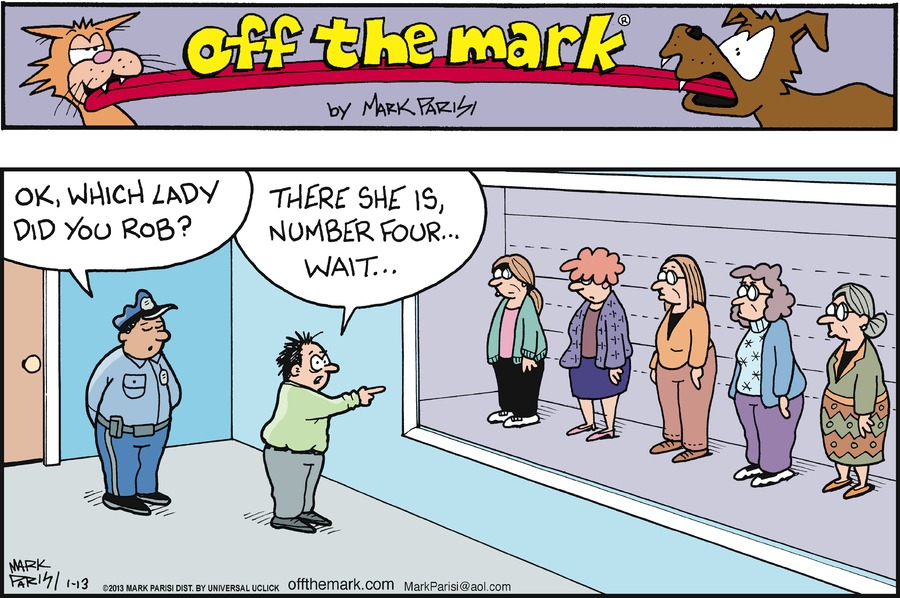 Off the Mark for Jan 13, 2013 Comic Strip