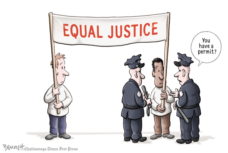Clay Bennett Comic Strip for August 18, 2014