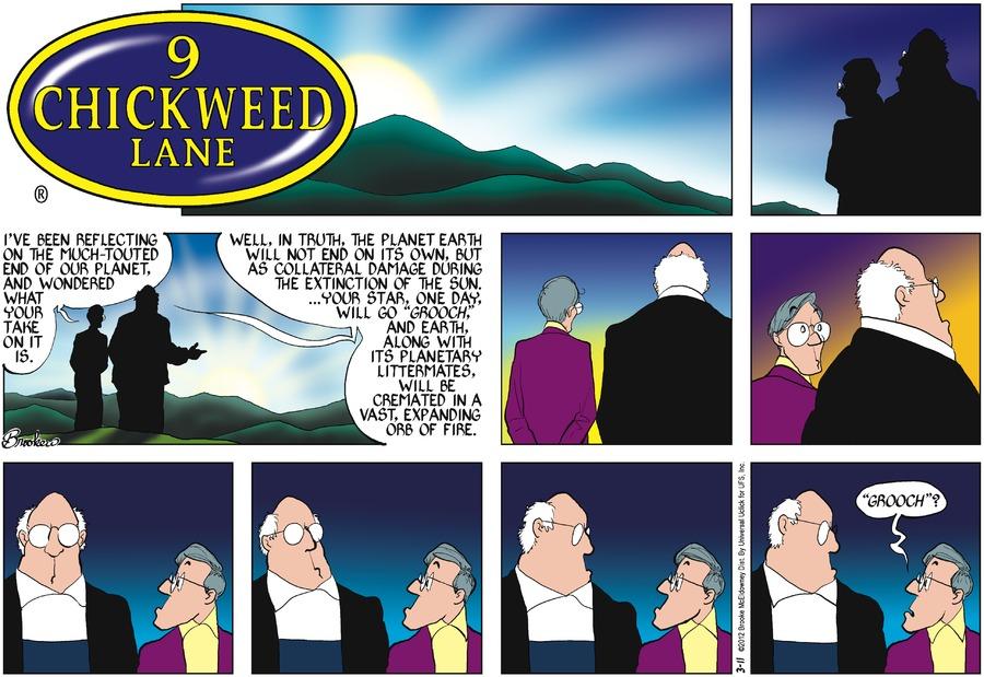 9 Chickweed Lane for Mar 11, 2012 Comic Strip