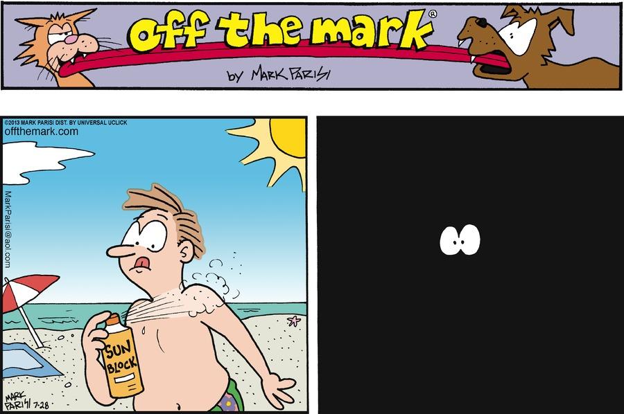 Off the Mark for Jul 28, 2013 Comic Strip