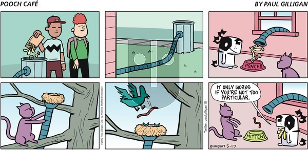 Pooch Cafe on Sunday May 17, 2020 Comic Strip
