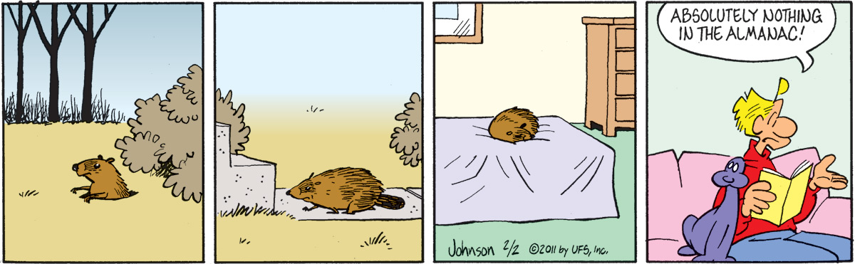 Arlo and Janis Comic Strip for February 02, 2011