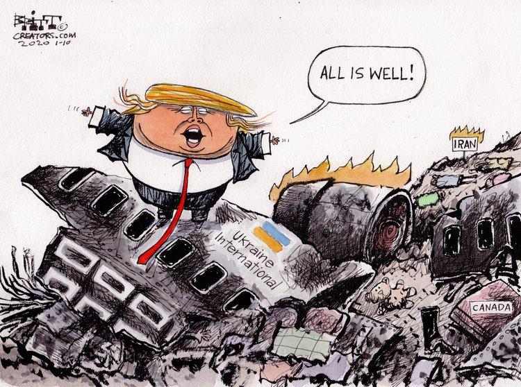 Chris Britt Comic Strip for January 10, 2020