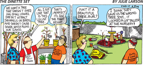 The Dinette Set on Wednesday May 5, 2021 Comic Strip