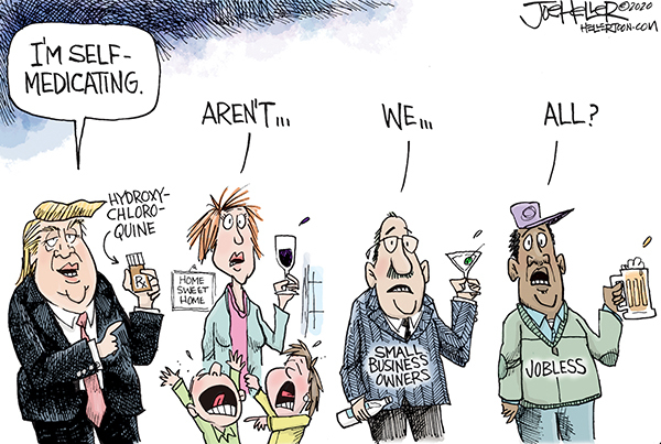 Joe Heller Comic Strip for May 19, 2020
