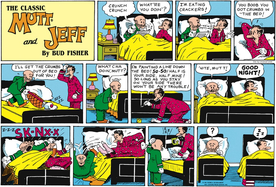Mutt & Jeff for May 19, 2013 Comic Strip
