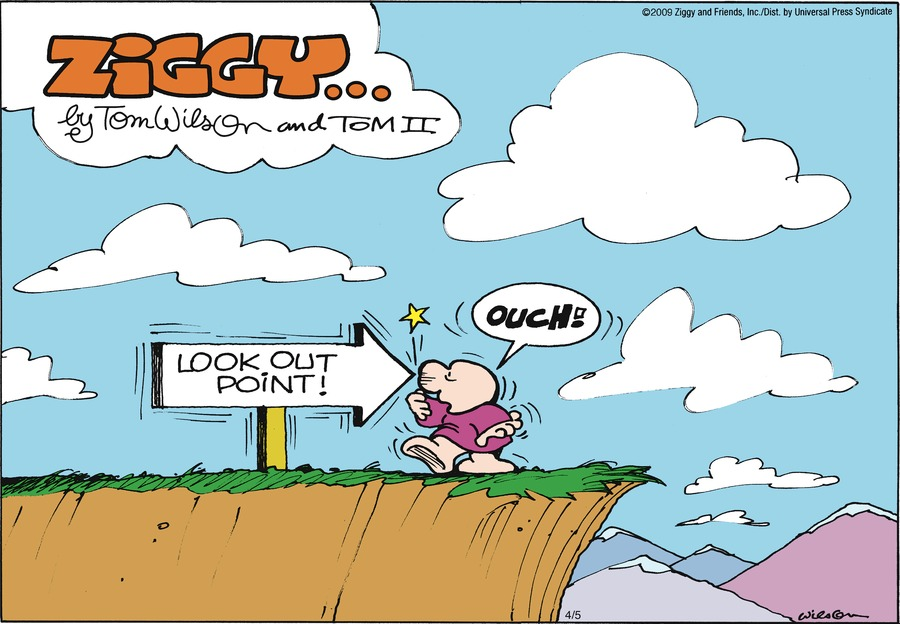 Ziggy: Ouch!
