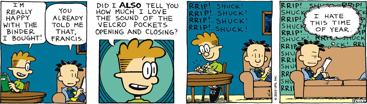 Big Nate Comic Strip for September 04, 2010