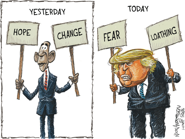 Nick Anderson Comic Strip for May 06, 2016