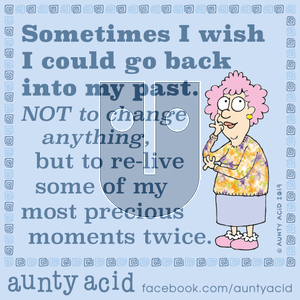 Aunty Acid on Tuesday October 8, 2019 Comic Strip