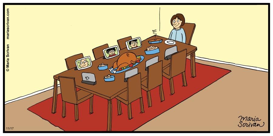 Half Full Comic Strip for November 17, 2013