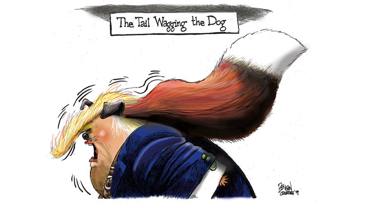 Steve Benson by Steve Benson for March 07, 2019