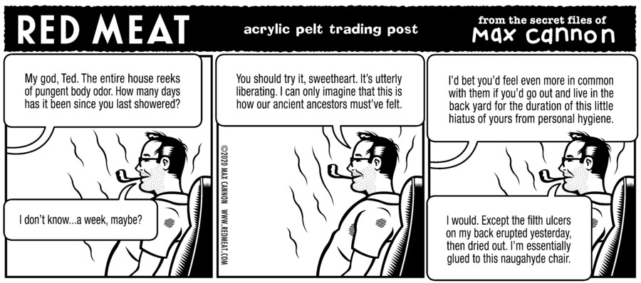 Red Meat Comic Strip for September 20, 2020