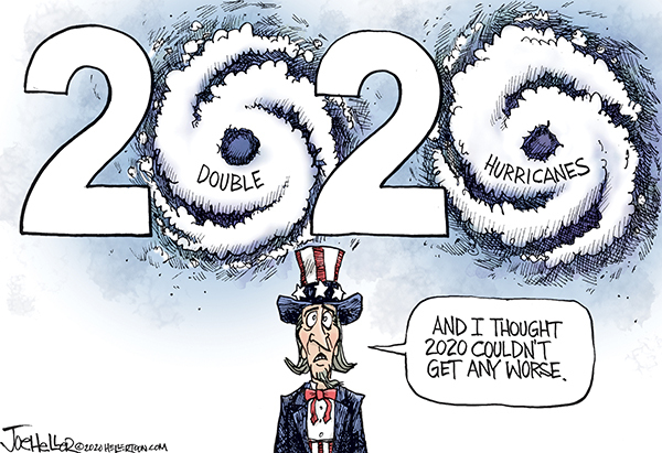 Joe Heller Comic Strip for August 24, 2020